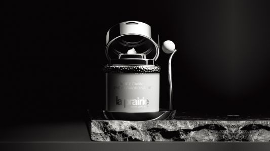 La Prairie presents the latest chapter of White Caviar with an eye-contouring cream