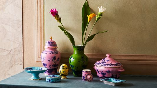 Stylish tableware to spruce up your next dinner party