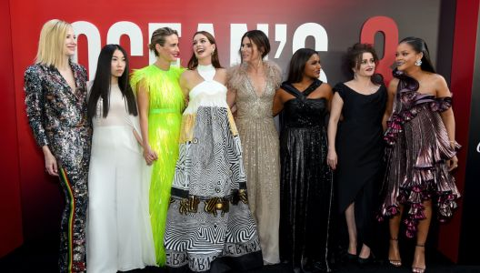 The 'Ocean's 8' Premiere Was Basically A Mini-Met Gala