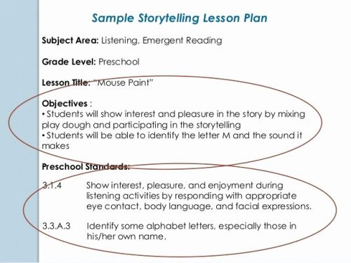 30 Awesome First Grade Lesson Plan Template Images