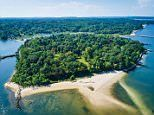 Great Gatsbyesque private island hits market for a $125M