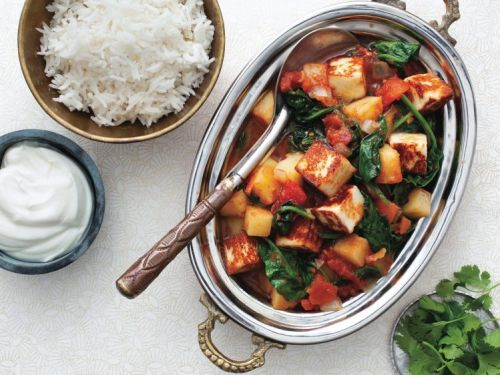 5 Easy Weeknight Dinner Recipes, Including Vegetarian Curry