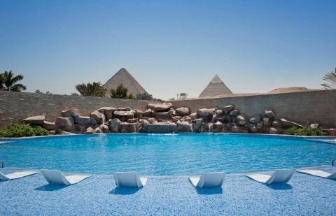 Three Amazing Places To Stay In Cairo