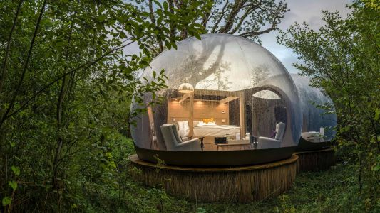 Bubble hotels are replacing glamping - here's where you can stay in one