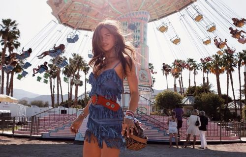 Revolve's Coachella Influencer Activation 'Broke the Budget,' But It Was a Worthy Investment