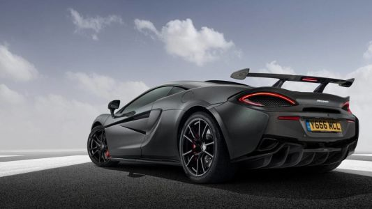 The new McLaren MSO kits will turn your supercar into an asphalt fury