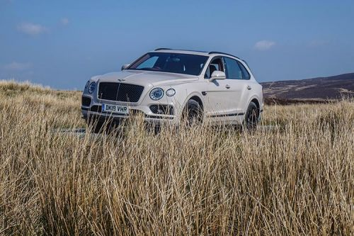 Bentley Bentayga V8 Centenary Edition - Family Car Review