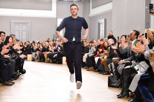 Guillaume Henry Is Reportedly Leaving Nina Ricci