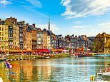Why writer CLIVE ASLET is dreaming of Honfleur in France during lockdown