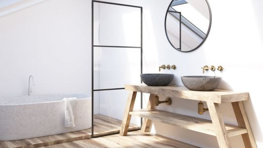 Take your bathroom to the next level and how!