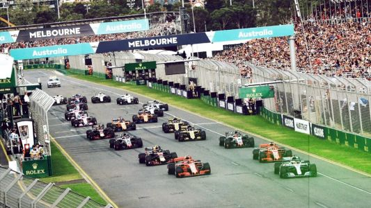 Sir Jackie Stewart, Mark Webber, and David Coulthard on the magic of Melbourne and the Australian GP