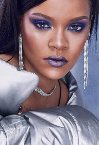 Rihanna Is The Latest Celebrity Turned Beauty Blogger - And We're Buying Everything She's Applying!