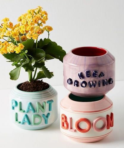 27 Planters So Cute, They're Actually Worthy of Your Plant Babies