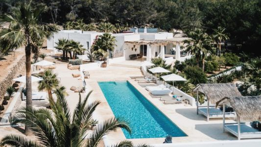 7 of the slickest luxury hotels in Ibiza