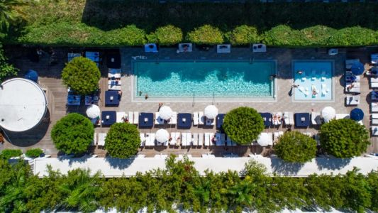 10 luxury hotels in Miami to kick back, relax, and indulge in