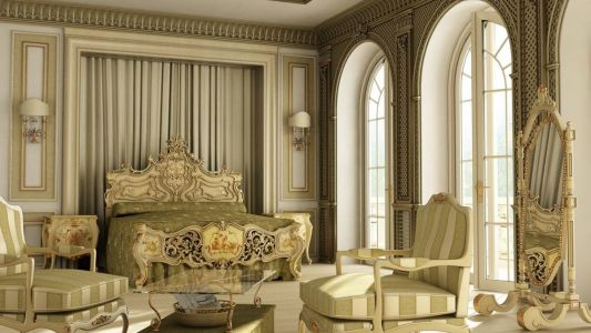 How to deck out your home in Rococo style ala Marie Antoinette