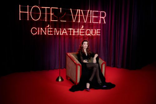 Isabelle Huppert Stars in Roger Vivier's Magical Interactive Digital Presentation