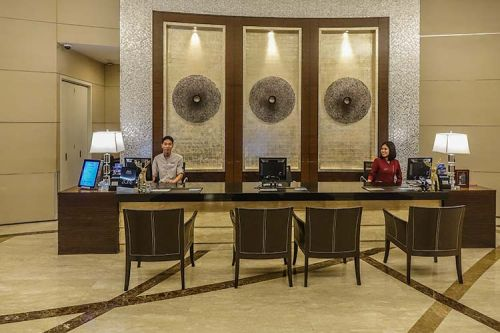 Sathorn Vista Bangkok Marriott Executive Apartments - Passport To Comfort