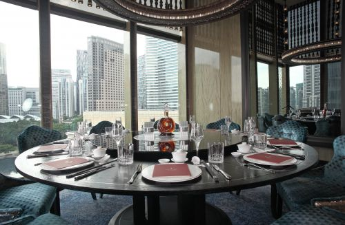 "A first in the world, the ""Louis XIII Experience"" is now available at the Four Seasons Hotel KL"