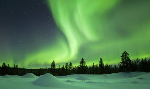 7 ways to see Lapland's northern lights in style