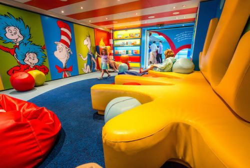 A Breakdown of the Best Kids' Clubs on Cruises