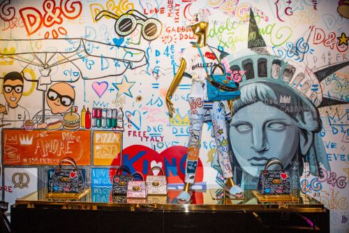 Dolce & Gabbana Celebrates New SoHo Store With Exclusive Capsule Collection