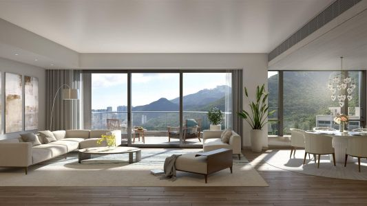 6 new extravagant Hong Kong residences you should know about