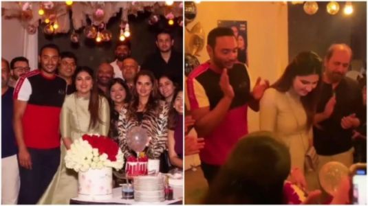 How Sania Mirza and Asaduddin planned Anam Mirza's birthday party. Watch video