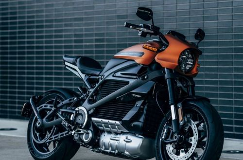Harley Davidson goes electric with Livewire and ultra-light concepts