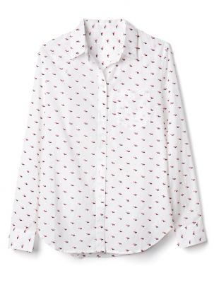 Mad Deals Of The Day: The Prettiest Boyfriend Blouse From The Gap And More