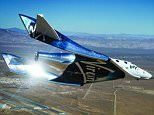 Virgin Galactic set to send tourists into space this year