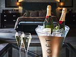 Hotel launches room deal that comes with UNLIMITED champagne