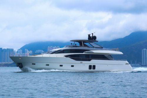 Sanlorenzo Asia Secures Five Sales in Five Months