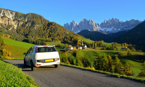 Baby you can drive my car: How to hire a car for a road trip