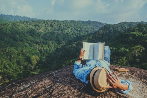 The essential list of books to carry when you're travelling