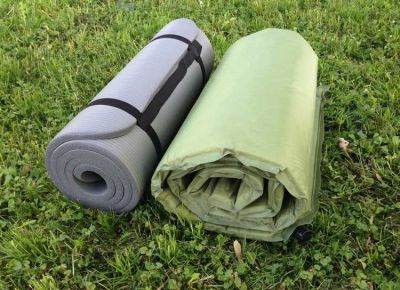 How to Choose the Best Camping Air Mattress / Sleeping Pad for Your Hike