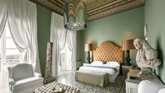 These are the finest luxury hotels in the Mediterranean island of Sicily