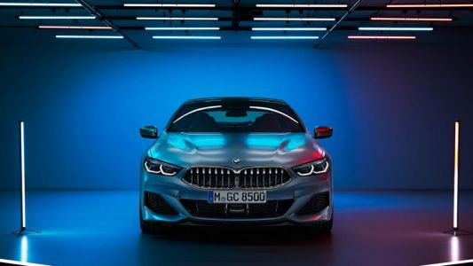 BMW's 8 Series Gran Coupe M850i is a luxury sports car meant for a family of four