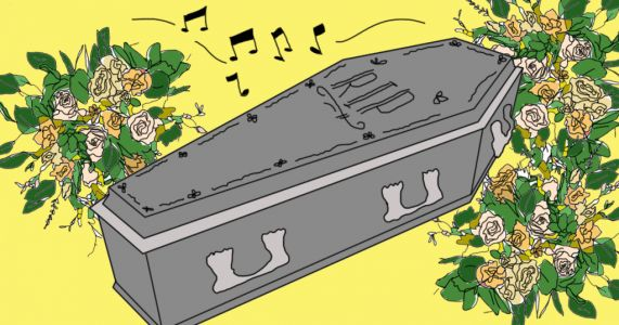 Planning your funeral should be a priority and to prove why, here's my plan