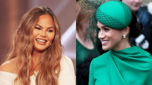 Chrissy Teigen Just Revealed What Meghan Markle Did For Her After She Lost Baby Jack