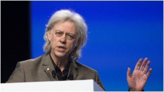 35 years after Live Aid, Irish rock star Bob Geldof assesses personal toll