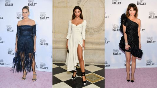 Cool Shoulder Details Ruled the Red Carpet This Week