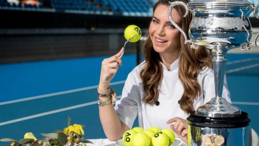 Sarah Todd on her new book and cooking Indian food at the Australian Open