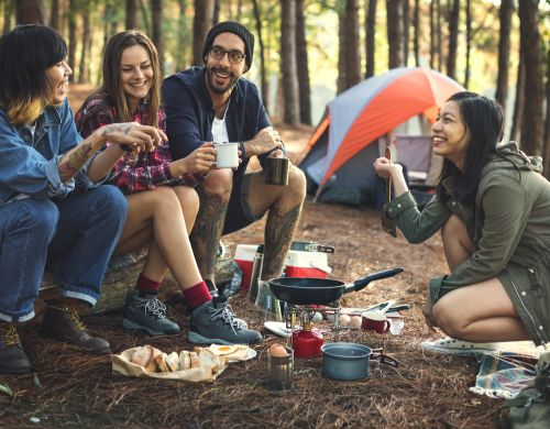 Tents & Timing: 5 Tips For Planning Your First Camping Trip