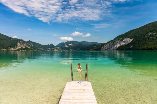 Make a splash in Austria this summer