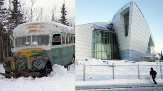 Into The Wild bus might find a new home at Fairbanks museum