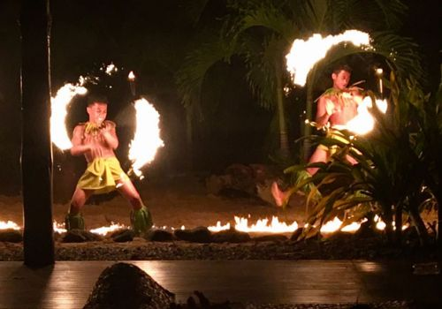 Jim Kayes' Blog: Playing with fire in Samoa