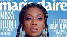 Missy Elliott's Marie Claire Cover Is Really, Really Hot