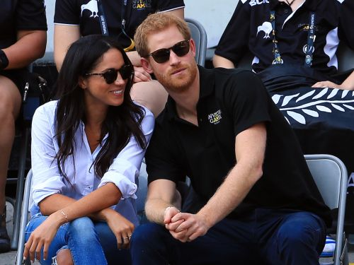 Prince Harry and sweetheart Meghan Markle make official debut as couple