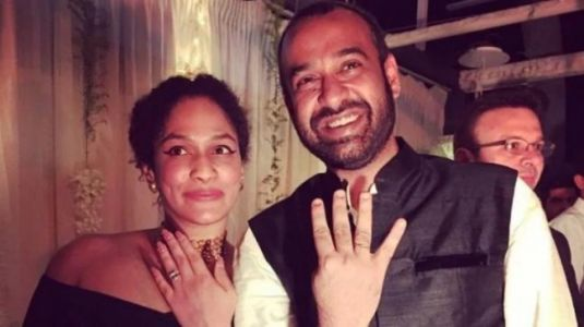 Masaba Gupta files for divorce from Madhu Mantena after a year of trial separation